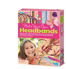 4M - KidzMaker - Make Your Own Headbands