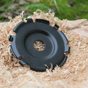 Schnitzfräser Raspelscheibe ROTAREX Winkelschleifer Woodcarver Holzbearbeitung