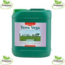Canna Terra Vega 5L Grow Plant Nutrient For Growing In Soil