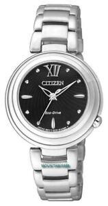 EM0331-52E,CITIZEN Eco-Drive Watch,Sapphire Glass,180Day Power Reserve,WR50,Lady