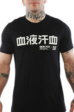 New ! Iron Fist Men's Athletic Shinjuku Black T-Shirt Size M - Medium