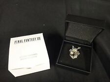 Final Fantasy XIII Silver Pendant Snow Villiers Necklace Engagement Square Enix