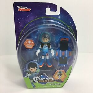 Disney Junior Miles From Tomorrowland Galactic Miles Action Figure Tomy New
