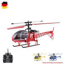 4.5 Kanal RC ferngesteuerter Lama Helikopter, Hubschrauber-Modell, 2.4GHz Heli
