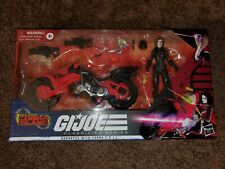 G.I. JOE Classified Series Baroness and Cobra C.O.I.L Target Exclusive