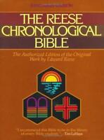 The Reese Chronological Bible by Edward Reese