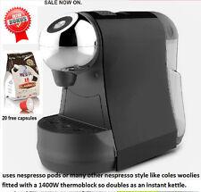 Automatic NESPRESSO LATTISSIMA STYLE NESPRESSO POD SYSTEM BLAZER COFFEE MACHINE