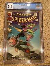 the amazing spiderman #39 CGC 6.5