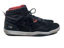 PUMA  BMW logo mens sz 14 high top sneakers red black arte no 304640 01