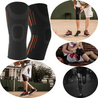 Running Fitness Sports Leg Knee Protector Pad Sleeve Compression Sleeve Support
