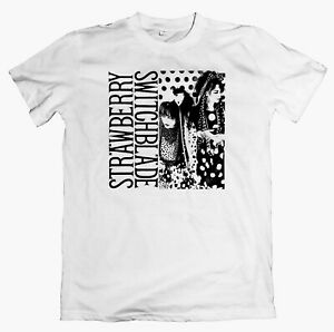STRAWBERRY SWITCHBLADE T-shirt voice beehive altered images orange juice coil