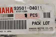 1980-2015 FZ600 XJ650 YZ80 XS500 YAMAHA (YB68) NOS OEM 93501-04011-00 BALL 1/4