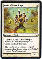 Kami of False Hope, NM English x 4 Betrayers of Kamigawa  MTG Low Inter Ship