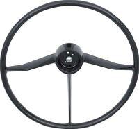 OER Reproduction 3 Spoke Steering Wheel 1957-1959 Chevrolet and GMC Pickup Truck