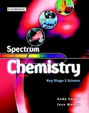 Spectrum Chemistry Class Book (Spectrum Key Stage 3 Science)