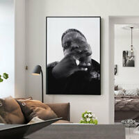Biggie Smalls custom 36 x 24 Canvas Print Hip Hop Notorious BIG Ready To Hang