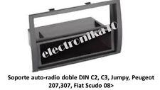 Marco auto-radio Fiat Ducato 06>12, Citroën Jumper 07>,Peugeot Boxer 07>