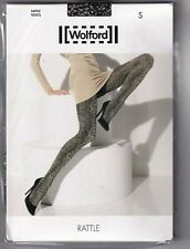 Collant WOLFORD RATTLE coloris Almodine rattle (snake). Taille S. Tights.