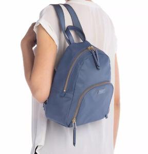 NEW Kate Spade Dawn Medium Backpack Nylon  Blue