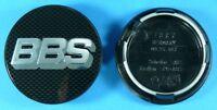 BBS Felgendeckel Embleme 09.24.467 carbon/chrom 70mm