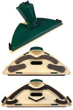 Hartbodendüse mit Wechselplatte geeignet für Vorwerk Kobold 135 136 Staubsauger