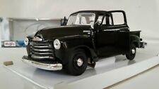 Maisto Special Edition 1:25 Black 1950 Chevrolet 3100 PickUp New Condition