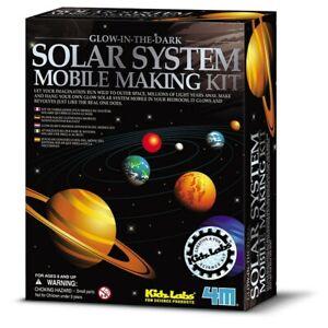 Solar System Mobile Making Kit