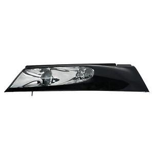 01-02 PROWLER MIDNIGHT BLUE LEFT SIDE DRIVER SIDE HEADLIGHT LAMP MOPAR QF41YB9AD