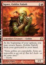 Squee, Goblin Nabob // FOIL // NM // Modern Masters // Engl. // Magic Gathering