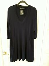 JOIN CLOTHES TUNIC NAVY SIZE MEDIUM