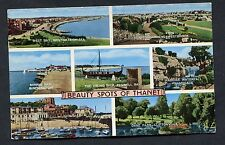 Multiviews of the Isle of Thanet, Broadstairs, Ramgsate. Posted 1964.