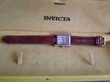 W275-Invicta Classic Watch Model 2789 Classic With genuine Leather Strap