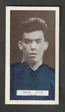 More details for pattreiouex tobacco manchester football soccer everton dixie dean issued 1927