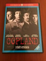 COPLAND Cop Land - Cecchi Gori Blue Copy - Cover Blu