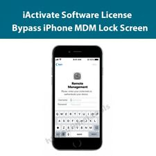 🔥 ALL IOS SUPPORTED APPLE IPHONE IPAD MDM UNLOCK BYSPASS PROFILE REMOTE INSTANT