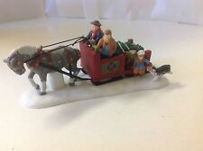 Department Dept 56 Over the River and Through the Woods Heritage Village 5654-5