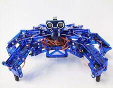Hexy the Hexapod Robot - A Six Legged Walking Arduino Compatible Robot Kit