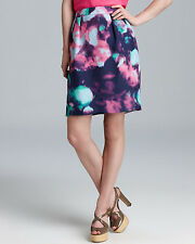 NWT Kate Spade Barry Abstract Floral Skirt $298 – Size 0