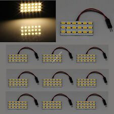 10X Warm White Car 18 SMD 5630 LED panel Light 1156 BA15S 89 P21W 1759 3497 12V