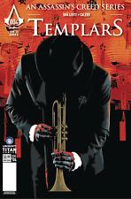 Assassins Creed Templars #4 Cover A Comic Book 2016 - Titan