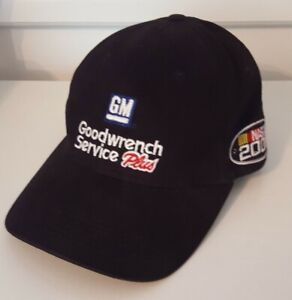 RARE Vintage NICE Dale Earnhardt GM Goodwrench NASCAR #3 Racing Snapback Hat