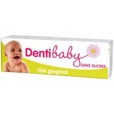 DENTIBABY żel na ząbkowanie 25 ml dziąsła gel for teething gums