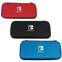 Hard Case Pouch & Screen Protector for Nintendo Switch Lite Console Game