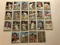 1970 Topps ST LOUIS CARDINALS Team Lot of 22 Cards Bob GIBSON Lou BROCK Torre