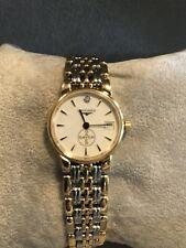Longines Diamond Two Tone Wrist Watch for Women