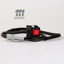 Stop Button Kill Switch SUZUKI RM125 RM250 RMZ250 RMZ450 RMX450 DR-Z250 DR-Z400