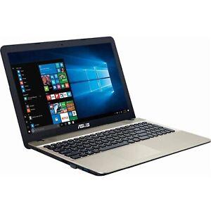 "ASUS VivoBook Max X541NA Laptop X541NA-PD1003Y 15.6"" LED 4GB RAM 500GB HDD Brown"
