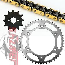 SunStar 520 XTG O-Ring Chain 11-49 T Sprocket Kit 43-5813 for Yamaha