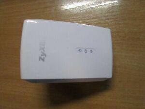 ZyXEL PLA5206 HomePlug 1Gbps Powerline Gigabit Single Ethernet Adapter EU Plug