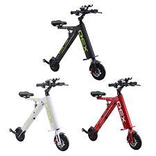 25km/h Electric Bike Portable E-Folding Bicycle 250W 36V Brushless Motor